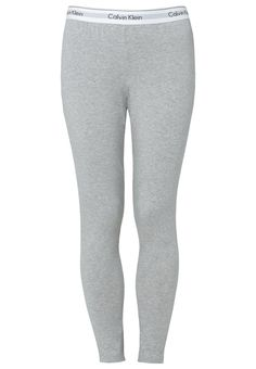 Calvin Klein Underwear MODERN COTTON - Pyjama bottoms - grey heather for Free delivery for orders over Calvin Klein Leggings, Calvin Klein Jeans, Sporty Outfits, Fashion Outfits, Calvin Klein Shop, Cotton Nightwear, Calvin Klein Outfits, Cotton Bralette, Pants For Women