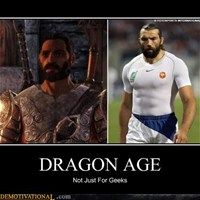 DRAGON AGE-Duncan is real