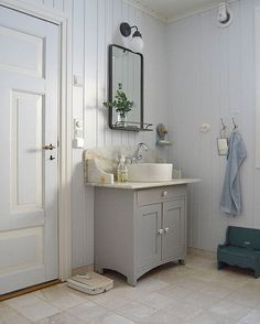 Sunshine in the nice rural bathroom of ✨ Top mounted washbasin with ., Sunshine in the nice rural bathroom of ✨ Top mounted washbasin with Damixa Tradition washbasin faucet Good Friday! Faucet, Sunshine, New Homes, Traditional, Bathroom, Nice, Instagram Posts, House, Friday