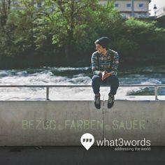 Addressing the world http://w3w.co/bezug.farben.sauer