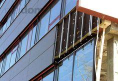 Cetris - Skladba odvetranej fasády spovrchom