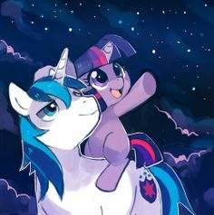 mlp Twilight sparkle and Shining armor My Little Pony Twilight, Princess Twilight Sparkle, Mlp Pony, Pony Pony, Mlp Fan Art, Little Poney, Fanart, My Little Pony Friendship, Rainbow Dash