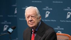 Jimmy Carter Teaches Bible Classes 3 Days After Cancer Radiation Treatment
