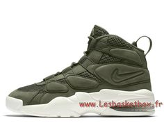 check out 2e170 bd104 Nike Air More Uptempo · Homme Nike Uptempo Olive Pack ´Urban Haze´  472490 300 Chaussures Acher Nike Prix - 1705300898