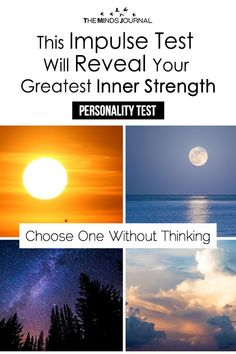 Choose words and images without thinking, and find your deepest power here! This Impulse Quiz Reveals Your Inner Strength. Personality Test Quiz, True Colors Personality, Personality Quotes, Personality Psychology, Riddles With Answers Clever, Quiz With Answers, Mental Strength, Inner Strength, Mental Health Quiz