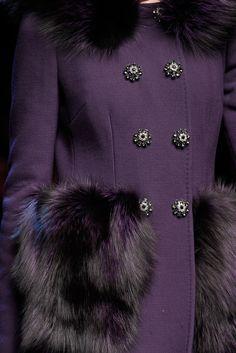 Dolce & Gabbana Fall 2014 Ready-to-Wear Fashion Show Details