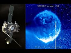 Esfera gigante aparece em foto de satélites da NASA, mas seria mesmo um fenômeno misterioso? - OVNI Hoje!