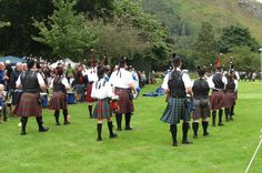 Highland Gathering Rannoch
