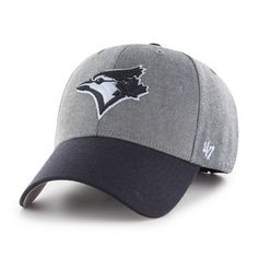 Toronto Blue Jays Outfitter MVP Adjustable Cap by Brand Rogers Centre, Toronto Blue Jays, Riding Helmets, Latest Fashion, Baseball Hats, Fashion Outfits, Shopping, Baseball Caps, Fashion Suits