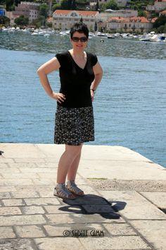 Dubrovnik - Hafen und altstadt