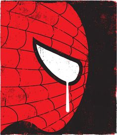 The Man Who Killed Spider-Man - Village Voice #Comics #Writing #Illustration