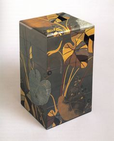 Maki-e lacquer box by SHIBATA Zeshin (1807-1891), Japan 柴田 是真