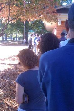 Early Voting, My Adventure