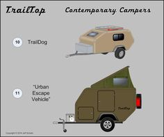 """TrailTop"" modular trailer topper building components - Page 62 - Expedition Portal Off Road Camper Trailer, Bike Trailer, Cargo Trailers, Camper Trailers, Travel Trailers, Off Road Camping, Van Living, Teardrop Trailer, Sprinter Van"