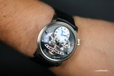 MB&F Legacy Machine 2, the past reinterpreted with respect by Watchonista