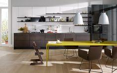 Raumkonzept Küche: FloatingSpaces | siematic.de