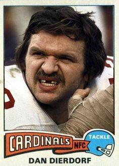Dan Dierdorf St. Louis Cardinals