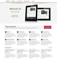 This free Bootstrap WordPress theme includes a responsive layout, a simple design, 3 page templates, threaded comments, SEO optimisation, and more.
