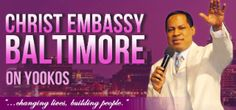Christ Embassy Baltimore on Yookos! My design.