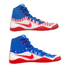 Nike Hypersweep USA Nike Wrestling Shoes dc64bed90