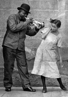 Lil Hardin and Louis Armstrong