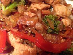 Mystery Lovers' Kitchen: Easy Chicken Stir-Fry #Recipe @PegCochran