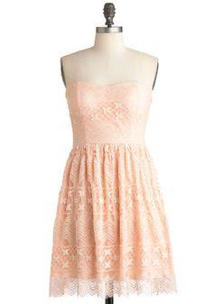 Peach Dress $52.99