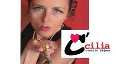 C'cilia créativ bijoux  ||  MON PROJET Bonjour à toutes, à tous, Je suis Cécilia, créatrice de bijou , bijou confectionné avec passion par un savoir-faire français dans mon atelier, qui est ni plus ni moins qu'un coin de mon appartement ! Installée en region ... https://fr.ulule.com/creativ-bijoux/