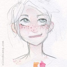 Watercolor Skintone tutorial