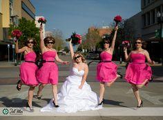 Bridal Party - Metro Galleries, Bakersfield, CA