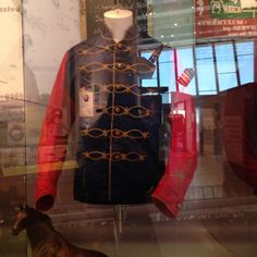 Primary research Museum of Liverpool Jockey jacket 1900