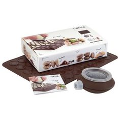 Lekue Macaron Kit with Decomax Pen and Baking Sheet -- To view further for this item, visit the image link.Note:It is affiliate link to Amazon. #bestfriend