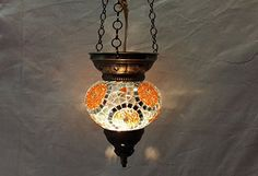 Orange moroccan lantern mosaic hanging lamp glass chandelier light turkish candle holder n 25 handmade_antiques http://www.amazon.com/dp/B01EEMZ8CY/ref=cm_sw_r_pi_dp_Ttafxb0TDBRD7