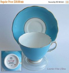 ON SALE Free Shipping Colclough by Ridgway by LauriesFineChina