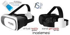 Sanal Gerceklik Gozlugu VR - Bisey.NET