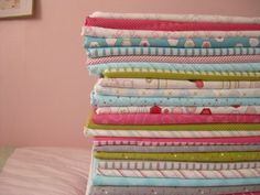 We can't wait to get Sew Stitchy by @Aneela Hoey in the shop! It ships next week! #fabric #designer #quilt #FQS