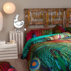1000 images about desigual bedding on pinterest duvet - Desigual home decor ...