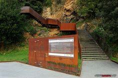 casa hierro oxidado moderna - Buscar con Google