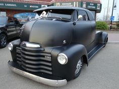 Chevy Coe Cab Over Engine truck