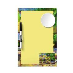 #yellow #dendrobiumorchids #watercolor #messageboardwithmirror