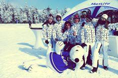 MetLife Sweet & Ski Tour | BPR Creative Ski Touring, Skiing, Tours, Creative, Sweet, Anime, Art, Ski, Candy