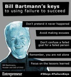 Failure to succeed