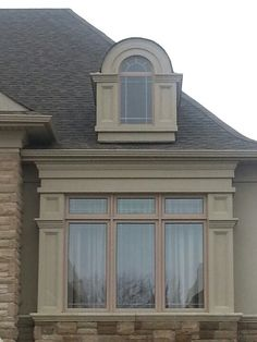 Designs in Bay Window and dormer excellence.