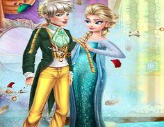 Elsa'ya yardım edip onun Jack için kraliyet kıyafeti dikmesini sağlayın. İyi eğlenceler.