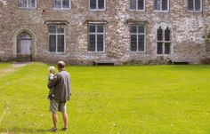 Taking it all in at Tretower Court & Castle