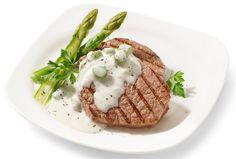 Para la hora de comer prepara un delicioso Filete de res con espárragos con un toque Philadelphia. ¡Sorprende a todos con nuestra receta de comida!