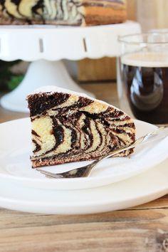 Ciasto zebra najlepszy przepis | Tysia Gotuje blog kulinarny Ethnic Recipes, Food, Bakken, Essen, Meals, Yemek, Eten