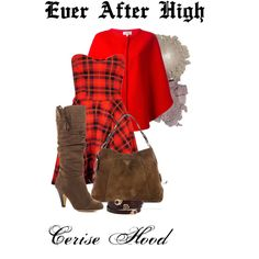 Ever After High - Cerise Hood
