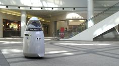 Crime-fighting robot maker Knightscope scores million-dollar seed round