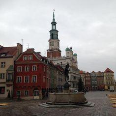 Stary Rynek  #poznan #poland #oldtown